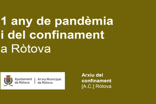 1 any de pandèmia